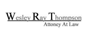 Wesley Ray Thompson Lawyer