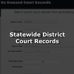 Court Research Sapulpa, Bristow, Drumright