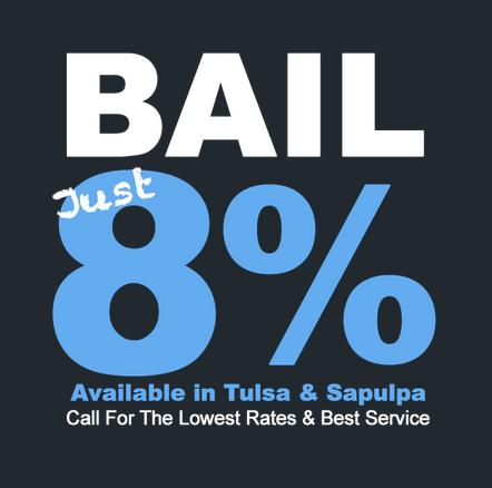 Sapulpa 8% Bail